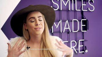 Smile Direct Club TV Spot, 'SmileShops Bring Straight Teeth to You'