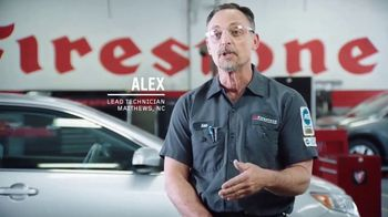 Firestone Complete Auto Care TV Spot, 'Meet Alex'