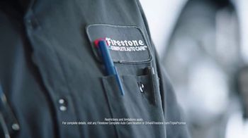 Firestone Complete Auto Care TV Spot, 'Meet Alex' - Thumbnail 9
