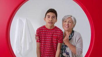 Target TV Spot, 'Target Run: hombrecito' [Spanish] - 1196 commercial airings