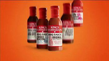 King's Hawaiian TV Spot, 'Anthem: BBQ Sauces' - Thumbnail 10