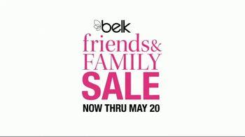 Belk Friends & Family Sale TV Spot, 'Designer Brands' - Thumbnail 7