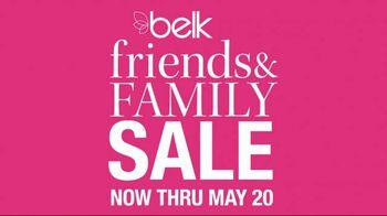 Belk Friends & Family Sale TV Spot, 'Designer Brands' - Thumbnail 1
