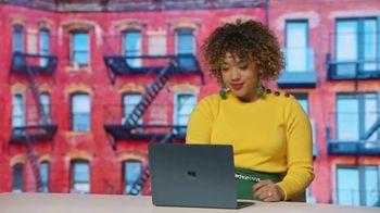 Microsoft Surface TV Spot, 'Courtney Quinn: $300 Off' - Thumbnail 2