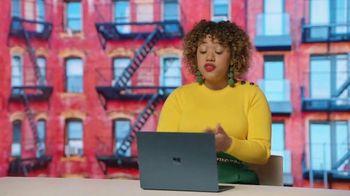 Microsoft Surface TV Spot, 'Courtney Quinn: $300 Off' - Thumbnail 3