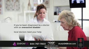 EMPOWUR TV Spot, 'Overactive Bladder Research Study' - Thumbnail 2