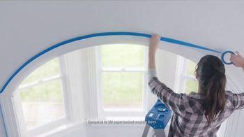 Scotch Blue Platinum Painter's Tape TV Spot, 'Quicker and Easier'