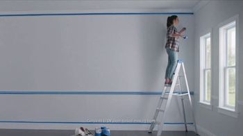 Scotch Blue Platinum Painter's Tape TV Spot, 'Quicker and Easier' - Thumbnail 3