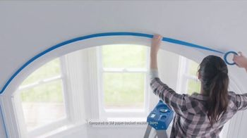 Scotch Blue Platinum Painter's Tape TV Spot, 'Quicker and Easier'