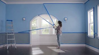 Scotch Blue Platinum Painter's Tape TV Spot, 'Quicker and Easier' - Thumbnail 7