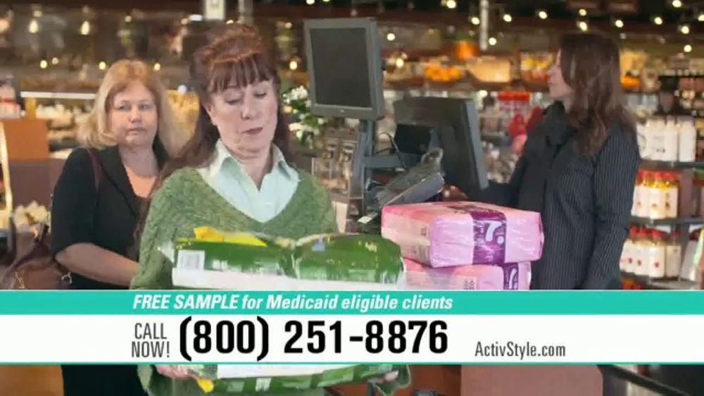 ActivStyle TV Commercial, 'Discreet Delivery' - Video