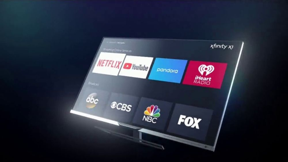 XFINITY Internet + TV TV Commercial, 'Best Value in Streaming' - Video