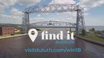 Visit Duluth TV Spot, 'Find It in Duluth This Summer!'