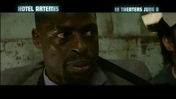 Hotel Artemis - Alternate Trailer 2