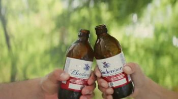 Budweiser TV Spot, 'Introducing the Freedom Reserve Red Lager'