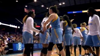 WNBA TV Spot, 'Watch Me Work 3.0: Stefanie Dolson' - Thumbnail 5
