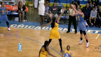 WNBA TV Spot, 'Watch Me Work 3.0: Stefanie Dolson' - Thumbnail 6