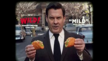 Taco Bell Wild Naked Chicken Chalupa TV Spot, 'A Wilder Version' - Thumbnail 6