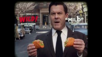 Taco Bell Wild Naked Chicken Chalupa TV Spot, 'A Wilder Version' - Thumbnail 7