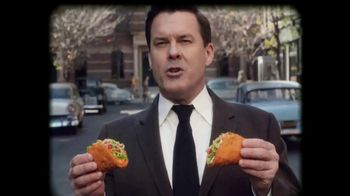 Taco Bell Wild Naked Chicken Chalupa TV Spot, 'A Wilder Version' - Thumbnail 8