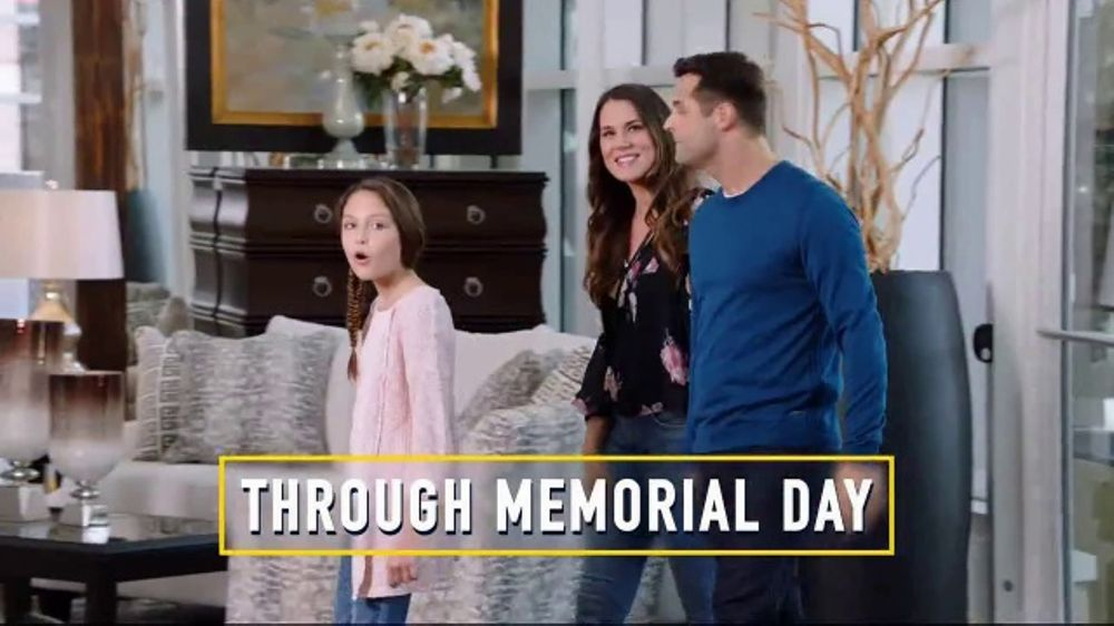 rooms to go tv commercial 2018 memorial day ispot tv rh ispot tv