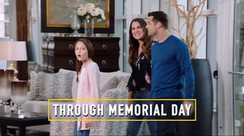 Rooms to Go TV Spot, '2018 Memorial Day'