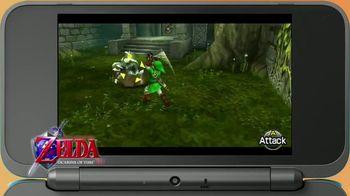 Nintendo 2DS XL TV Spot, 'Disney Channel: Summer of Adventure' - Thumbnail 2