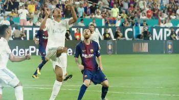 International Champions Cup TV Spot, 'Collide: AC Milan vs. FC Barcelona' - Thumbnail 1