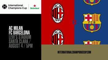 International Champions Cup TV Spot, 'Collide: AC Milan vs. FC Barcelona' - Thumbnail 9