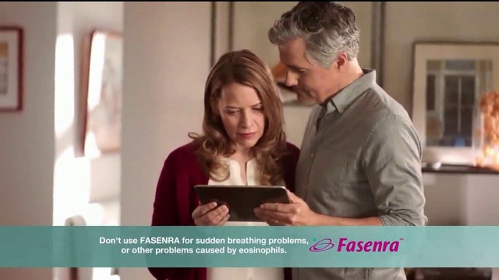 Fasenra TV Commercial, 'Targeted Treatment for Asthma'