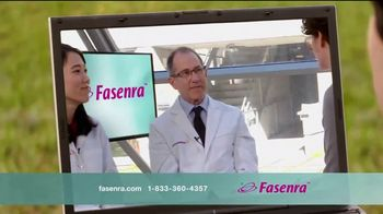 Fasenra TV Spot, 'Targeted Treatment for Asthma' - Thumbnail 9