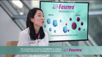 Fasenra TV Spot, 'Targeted Treatment for Asthma' - Thumbnail 3