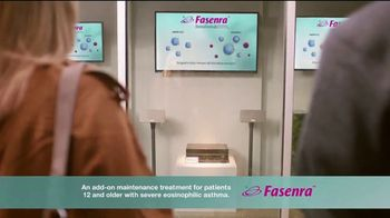Fasenra TV Spot, 'Targeted Treatment for Asthma' - Thumbnail 4