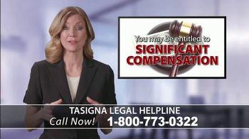 Onder Law Firm TV Spot, 'Tasigna Legal Helpline: Who Do You Choose?'