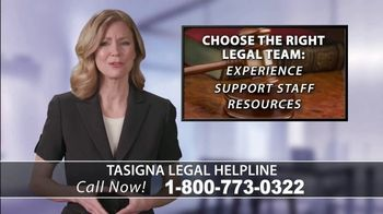 Onder Law Firm TV Spot, 'Tasigna Legal Helpline: Who Do You Choose?' - Thumbnail 9