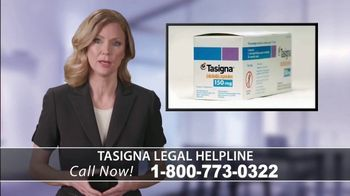 Onder Law Firm TV Spot, 'Tasigna Legal Helpline: Who Do You Choose?' - Thumbnail 2