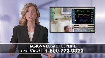 Onder Law Firm TV Spot, 'Tasigna Legal Helpline: Who Do You Choose?' - Thumbnail 4