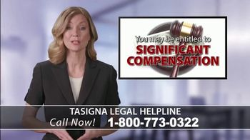 Onder Law Firm TV Spot, 'Tasigna Legal Helpline: Who Do You Choose?' - Thumbnail 7