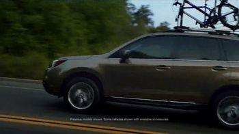 2018 Subaru Forester TV Spot, 'Peace of Mind' [T2] - Thumbnail 1