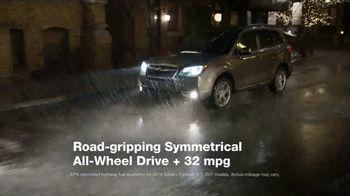 2018 Subaru Forester TV Spot, 'Peace of Mind' [T2] - Thumbnail 3