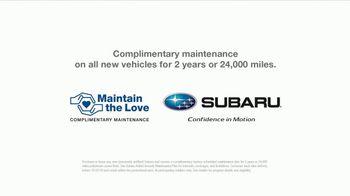 2018 Subaru Forester TV Spot, 'Peace of Mind' [T2] - Thumbnail 7