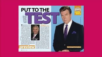 CBS Soaps in Depth TV Spot, 'Young & Restless: The Real Truth Comes Out' - Thumbnail 1