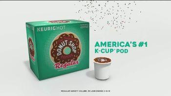 Keurig The Original Donut Shop Coffee TV Spot, 'Boardroom' - Thumbnail 8