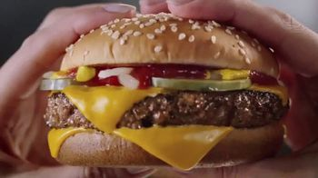 McDonald's Quarter Pounder TV Spot, 'Hotter and Juicier' - Thumbnail 6