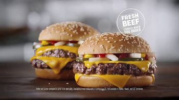 McDonald's Quarter Pounder TV Spot, 'Hotter and Juicier' - Thumbnail 7