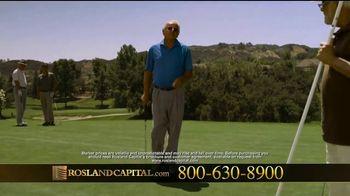 Rosland Capital TV Spot, 'Disaster' Ft. William Devane - Thumbnail 7