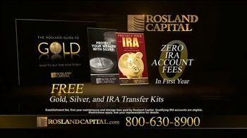 Rosland Capital TV Spot, 'Disaster' Ft. William Devane - Thumbnail 9