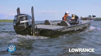 Lowrance Catch a Great Deal TV Spot, 'Find and Catch More Fish' - Thumbnail 1