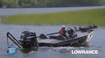 Lowrance Catch a Great Deal TV Spot, 'Find and Catch More Fish' - Thumbnail 6