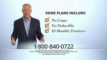 MedicareAdvantage.com TV Spot, \'Medicare Beneficiary Plans\'